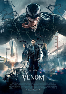 Venom 2018 Watch Free Online