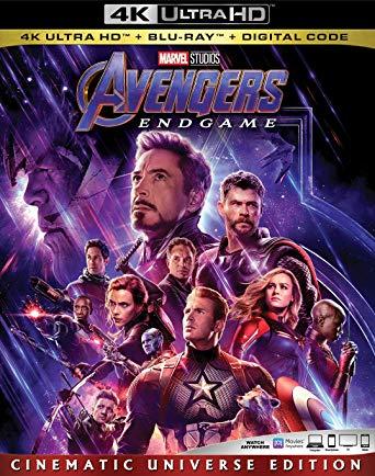 Avengers: Endgame watch online