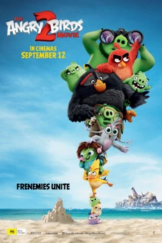 The Angry Birds Movie 2 watch online free