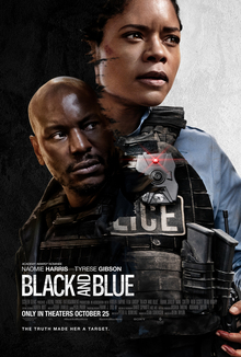 Black and Blue watch online free
