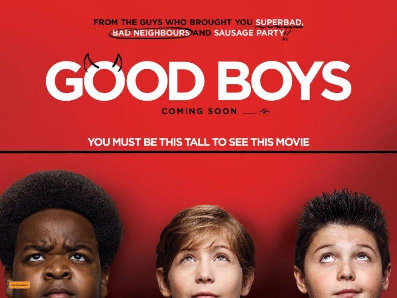 watch Good Boys movie online free