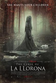 The Curse of La Llorona watch online