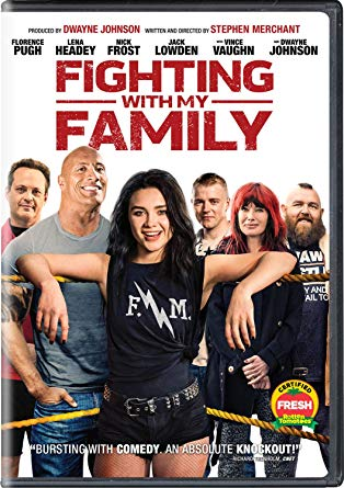 Fighting with My Family watch online