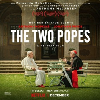 The Two Popes watch online free