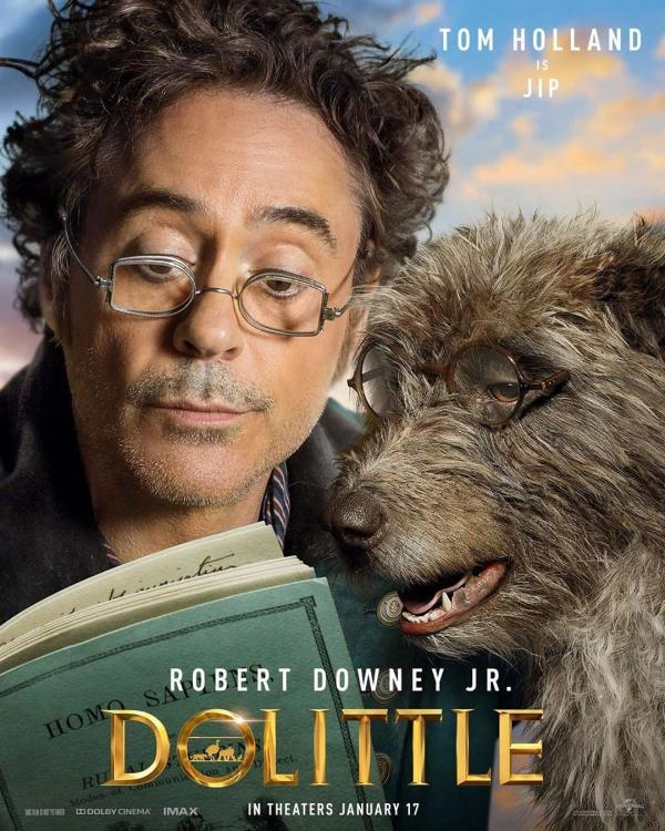 Watch Dolittle Online Free
